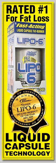 Lipo 6 Ingredients Alkaloids & Weight Loss